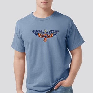 EAGLE-RETRO Mens Comfort Colors Shirt
