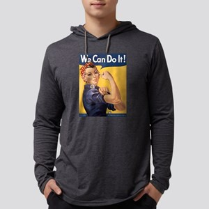 we-can-do-it Mens Hooded Shirt