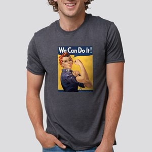 we-can-do-it Mens Tri-blend T-Shirt