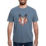 vintage-flag-bearer.png Mens Comfort Colors Shirt