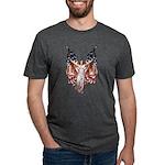 vintage-flag-bearer.png Mens Tri-blend T-Shirt