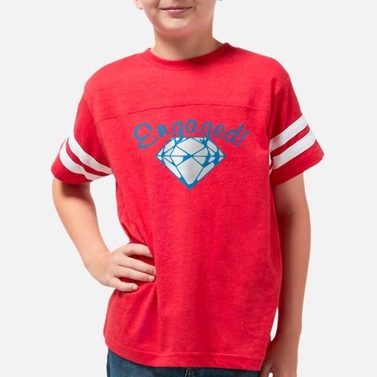 engaged.png Youth Football Shirt