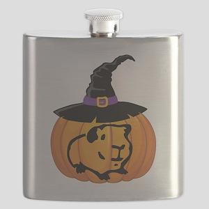 Guinea Pig Pumpkin Flask