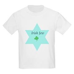 Irish Jew Kids T-Shirt