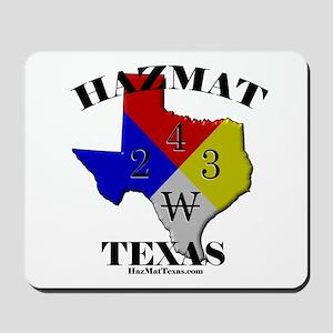 HazMat Texas Mousepad