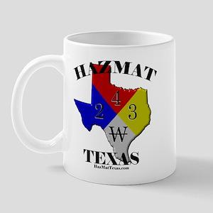 HazMat Texas Mug