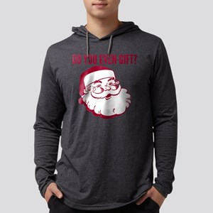 Do You Even Gift Santa Mens Hooded Shirt