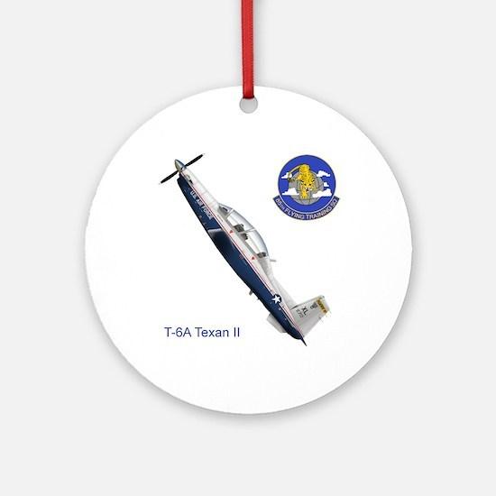 T-6A Texan II Ornament (Round)