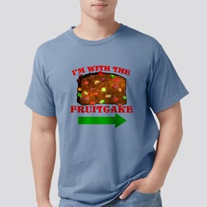 im-with-the-fruitcake Mens Comfort Colors Shir