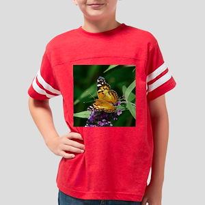 American Lady 12x12 Youth Football Shirt