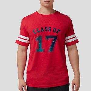 Class of 17 Space Mens Football Shirt