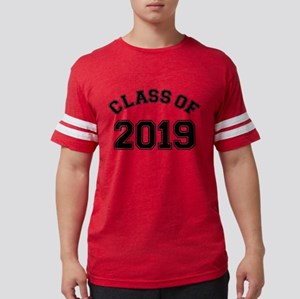 Class Of 2019 Mens Football Shirt