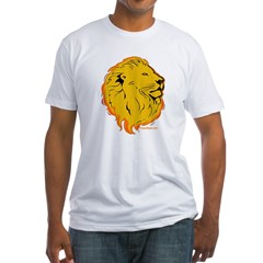 Lion Flame Art Shirt