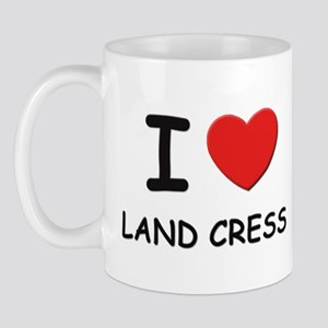 I love land cress Mug