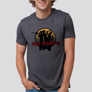 jazz_new Mens Tri-blend T-Shirt