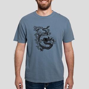dragon_black Mens Comfort Colors Shirt
