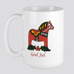 God Jul Large Mug