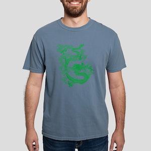 dragon_green Mens Comfort Colors Shirt