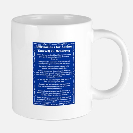 4.25x5.5aAffirmationsTr Stainless Steel Travel Mug