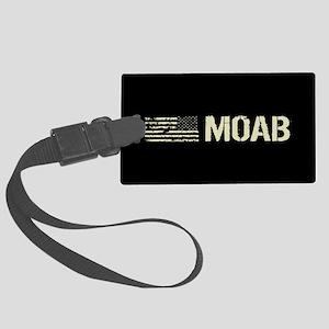 Black Flag: Moab Large Luggage Tag