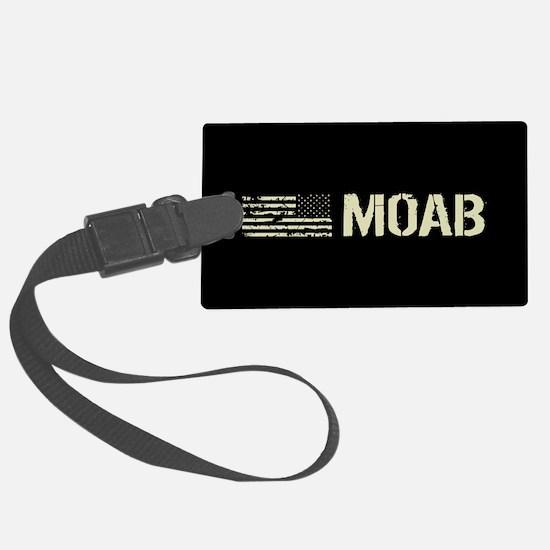 Black Flag: Moab Luggage Tag