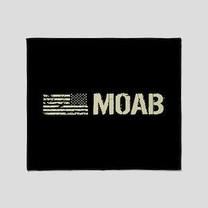 Black Flag: Moab Throw Blanket