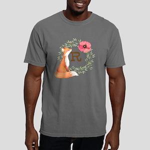 MONOGRAM Woodland Fox Mens Comfort Colors Shirt