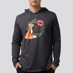 MONOGRAM Woodland Fox Mens Hooded Shirt