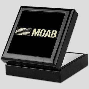 Black Flag: Moab Keepsake Box
