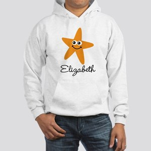 Personalized Starfish Sweatshirt
