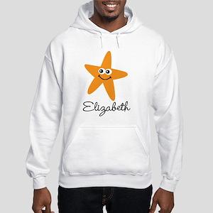 Personalized Starfish Sweatshirt