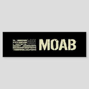 Black Flag: Moab Sticker (Bumper)