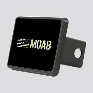 Black Flag: Moab Rectangular Hitch Cover