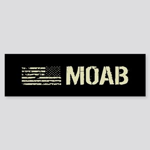 Black Flag: Moab Sticker (Bumper)