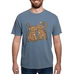 monkey-couple.png Mens Comfort Colors Shirt