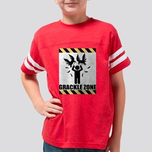GRACKLE-ZONE Youth Football Shirt