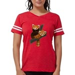 red-pandas_new.png Womens Football Shirt