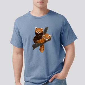 red-pandas_new Mens Comfort Colors Shirt