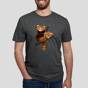 red-pandas_new Mens Tri-blend T-Shirt