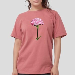 PINK-CARNATION_NEW Womens Comfort Colors Shirt