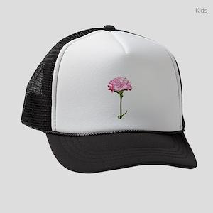 PINK-CARNATION_NEW Kids Trucker hat