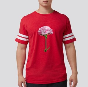 PINK-CARNATION_NEW Mens Football Shirt