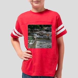 Totei Rocky stream w-buck-faw Youth Football Shirt