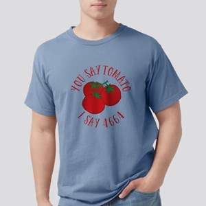 You Say Tomato I Say 4664 Mens Comfort Colors Shir