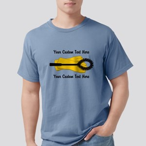 Cleaning CUSTOM TEXT Mens Comfort Colors Shirt