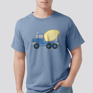 Little Cement Truck Mens Comfort Colors Shirt