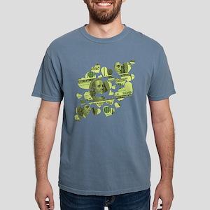 100-dollar-hearts Mens Comfort Colors Shirt