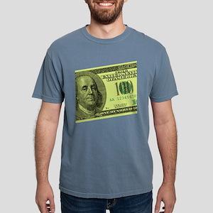 100-dollar-closeup Mens Comfort Colors Shirt