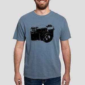 Camera Mens Comfort Colors Shirt