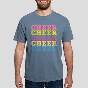 CHEERX5 Mens Comfort Colors Shirt